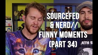 Sourcefed & NERD// Funny Moments (Part 34)