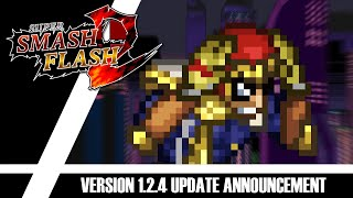 [SSF2 BETA v1.2.4] Update Announcement