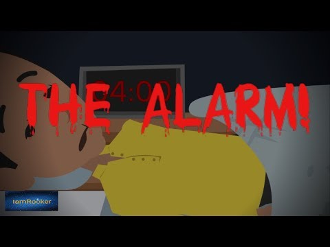 The Alarm! – Scary Animated Story
