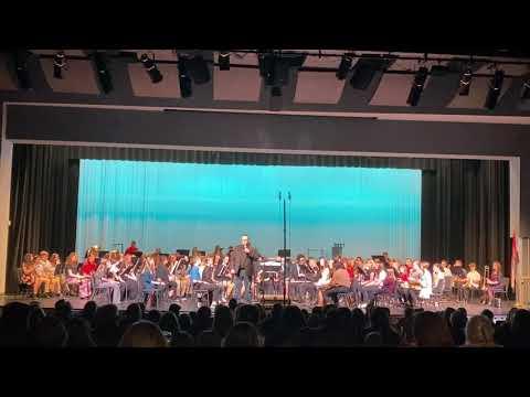 2020 Jefferson County Middle School Honor Band Nottingham Castle