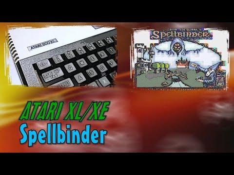 Atari XL/XE game conversion -=Spellbinder=-