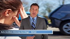 Auto Accident Attorney San Diego 92122