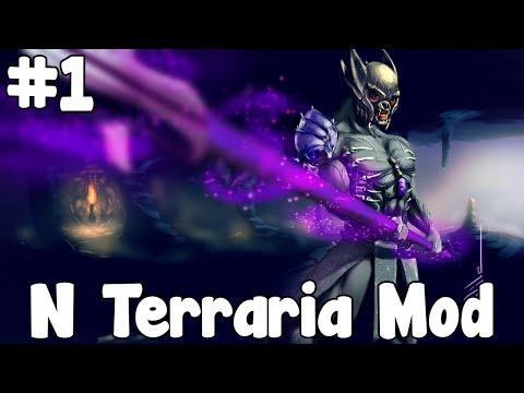 N Terraria Mod Adventures! - Demonic Return!? - E.1