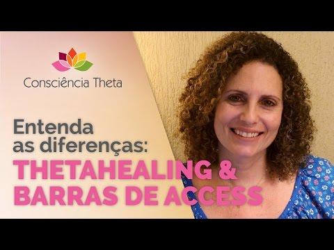 Qual a diferença entre ThetaHealing e Barras de Access Consciousness?