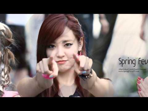 8 Hot Girl - After School (Lizz-Raina-Jupal-Eyoung.ver)