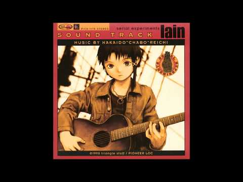 Serial Experiments Lain OST [Full Album + Duvet]
