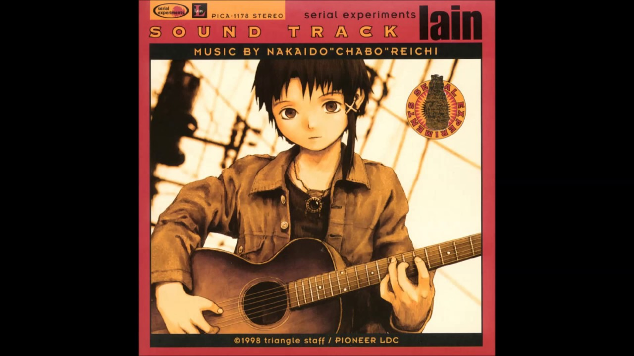 Serial Experiments Lain OST - SEL wiki