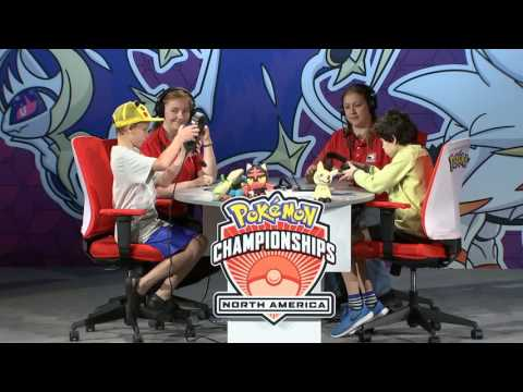 2017 Pokémon North American International Championships: VG Junior Finals