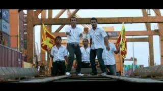 CENTIGRADZ ~  Jaya Jaya Sri Lanka  ~ Official Music Video