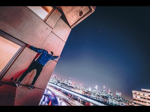 LONDON ROOFTOPPING / FREERUNNING