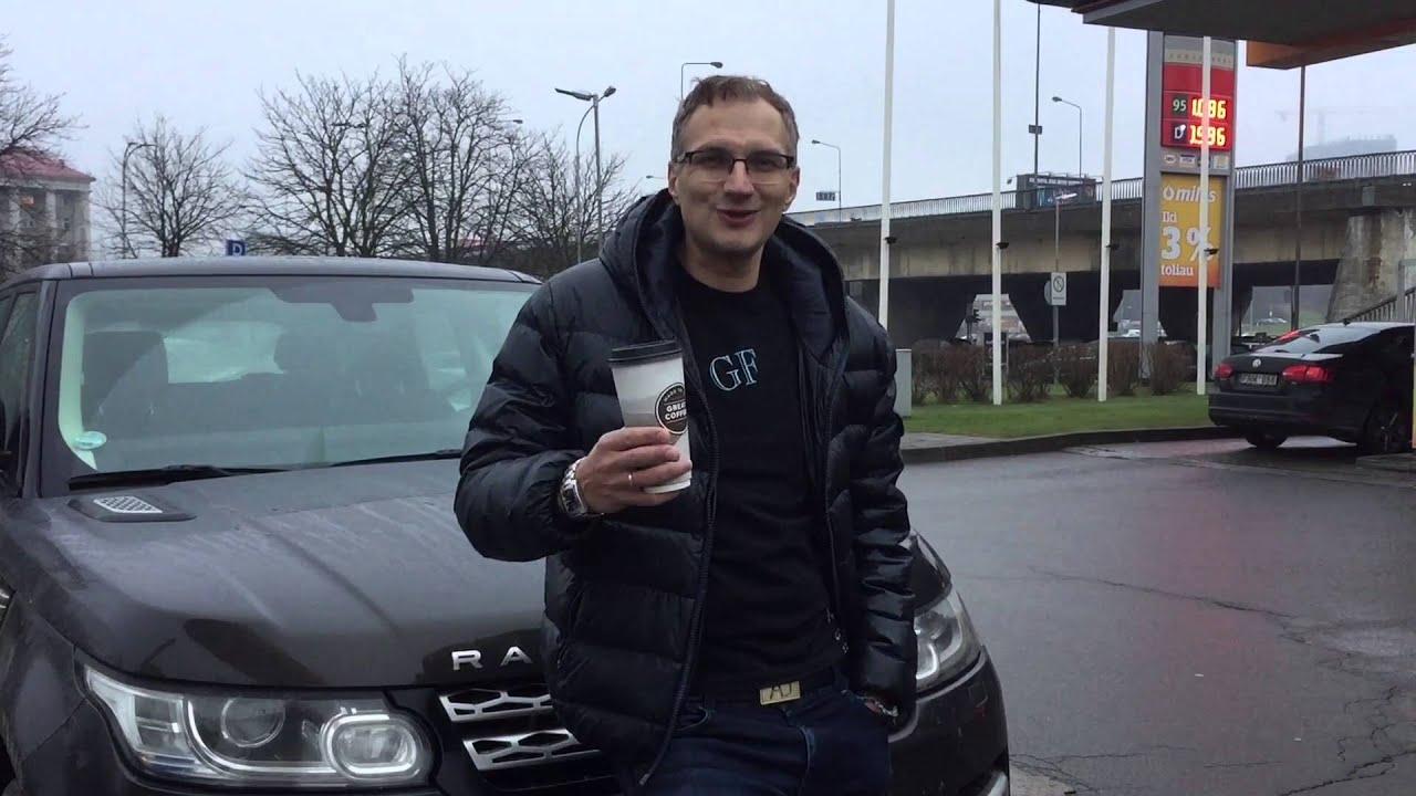 Серго хочет купить машину - YouTube