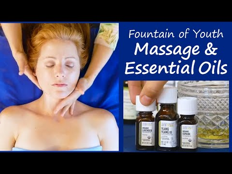 fountain-of-youth-massage-&-essential-oil-blend-with-aura-cacia-oils,-how-to,-anti-aging,-iherb.com
