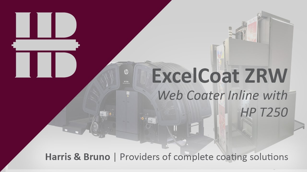 ExcelCoat ZRW Inline with HP T250