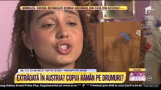 Tradata de soacra Mama Mirela risca puscaria in Austria