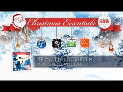 Percy Faith & His Orchestra - Hark! The Herald Angels Sing // Christmas Essentials