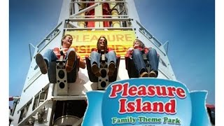 Pleasure Island & Cleethorpes Vlog 25/3/2016