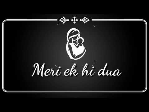 Sun Mere Khuda Meri Maa Ka Tu Rakhna Khayal  | Mother's Day Special | By AAFTAB PATHAN00