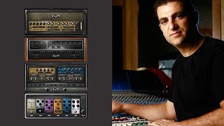 Mixing guitars with GTR3: Pad-O-Sphere with  Yoad Nevo