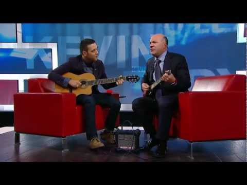 Kevin O'Leary On George Stroumboulopoulos Tonight: INTERVIEW
