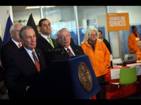 Mayor Bloomberg Announces Property Tax Relief Initiatives for Homeowners Impacted by Hurricane Sandy