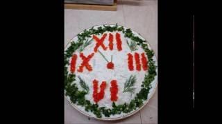Топ салатов и блюд на Новый Год и Рождество