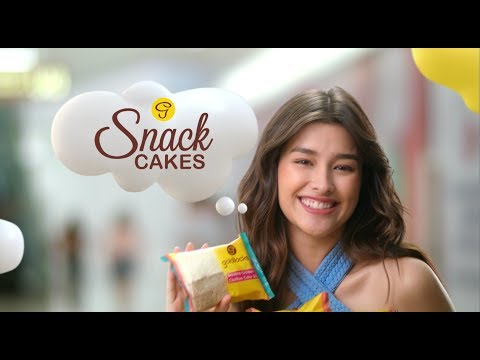 Liza Soberano Goldilocks Snack Cakes HD New - YouTube