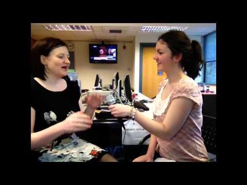 NATALIE KELLY INTERVIEWS NAOMI HOLLAND - DOWNTOWN RADIO/COOLFM NEWS