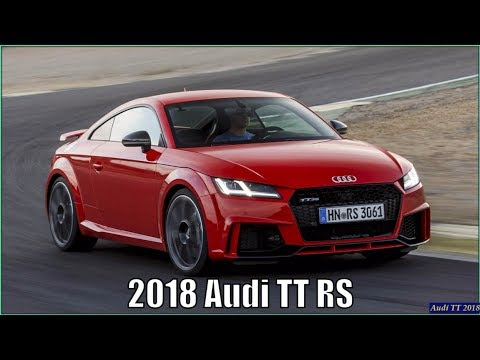 audi tt 2018 new 2018 audi tt rs coupe review exterior interior youtube. Black Bedroom Furniture Sets. Home Design Ideas