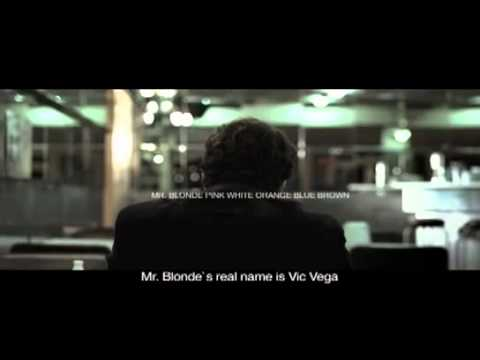 Tarantino's Mind, curta-metragem com Seu Jorge e Selton Mello.