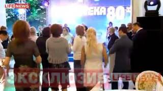 Полное видео танцев Дмитрия Медведева