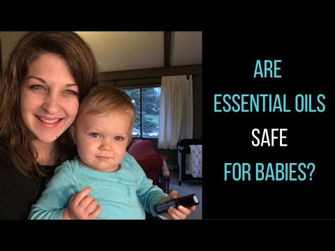 are-essential-oils-safe-for-babies?