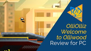 Review: OlliOlli2: Welcome to Olliwood