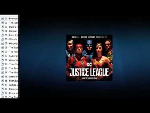 Justice League Original Soundtrack full download MP3 MEGA