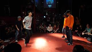 Provocator vs Bamboo soldier( ) BEST16 HIPHOP WDC 2017 FINAL WORLD DANCE COLOSSEUM Day1