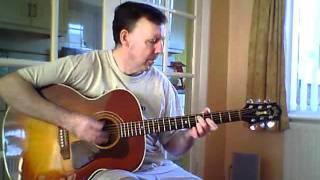 Alter Bridge - In Loving Memory Acoustic Cover