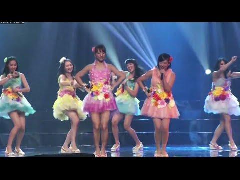 #jkt48  Ponytail To Chou Chou Jkt48