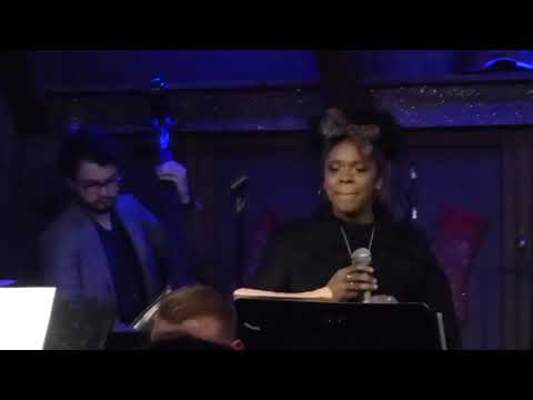 South Philly Big Band Ft. Najwa Parkins - Save Your Love For Me, Chris' Jazz Cafe, Phila, 12/14/18