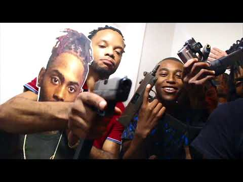 Gino Marley ft Boss Gottie - Squad Shit Freestyle (Video) 4FIVEHD