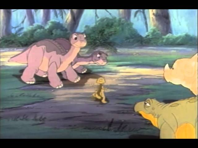 The Land Before Time 4: Journey Through The Mists Trailer 1996