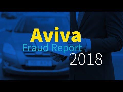 Aviva Fraud Report 2018: Majority of Ontarians believe 25% of claims are fraudulent