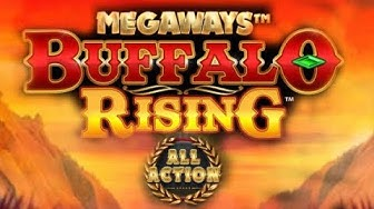 Buffalo Rising Megaways - £1000 VS Bonus Buys - online casino slots !