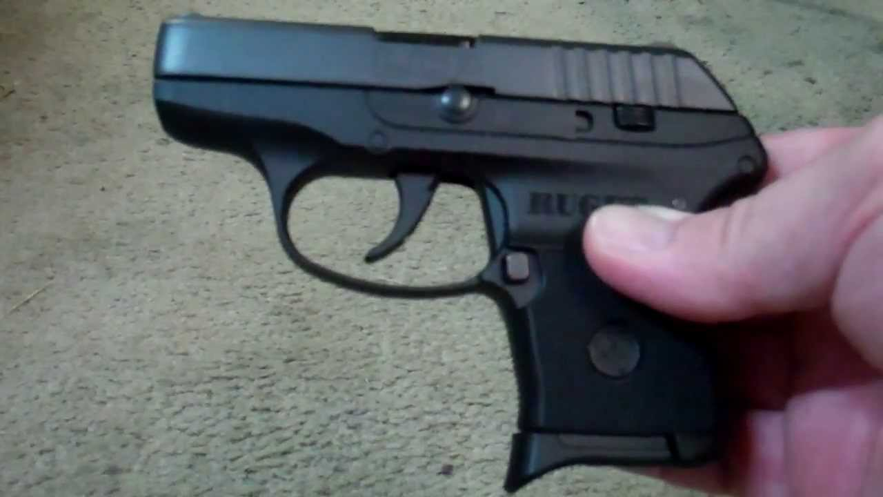 Ruger LCP 380 2nd Generation 2013 - YouTube