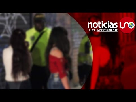 Niña fue rescatada en un prostíbulo en el barrio Santa Fe en Bogotá