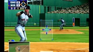 World Series Baseball 2K1 Cubs vs Red Sox Dreamcast Part 1