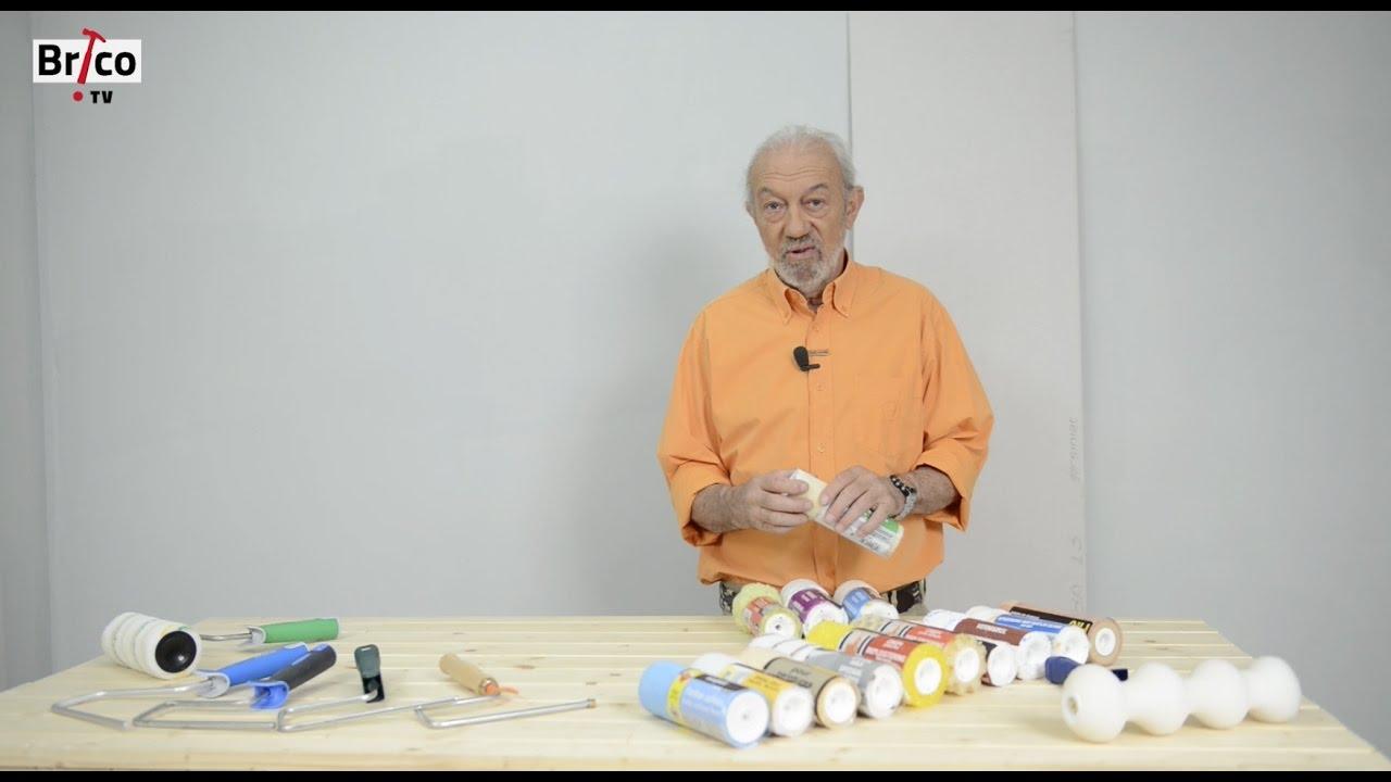 Choisir Un Rouleau à Peindre Tuto Bricolage Avec Robert Youtube