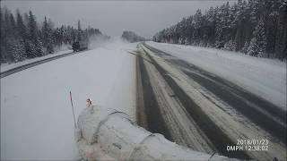 T1 juhtum - teehooldemeeste argipäev Tallinn-Narva maanteel