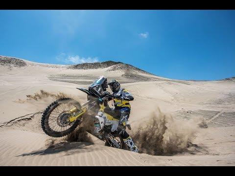 Dakar 2018 - The Halfway Show