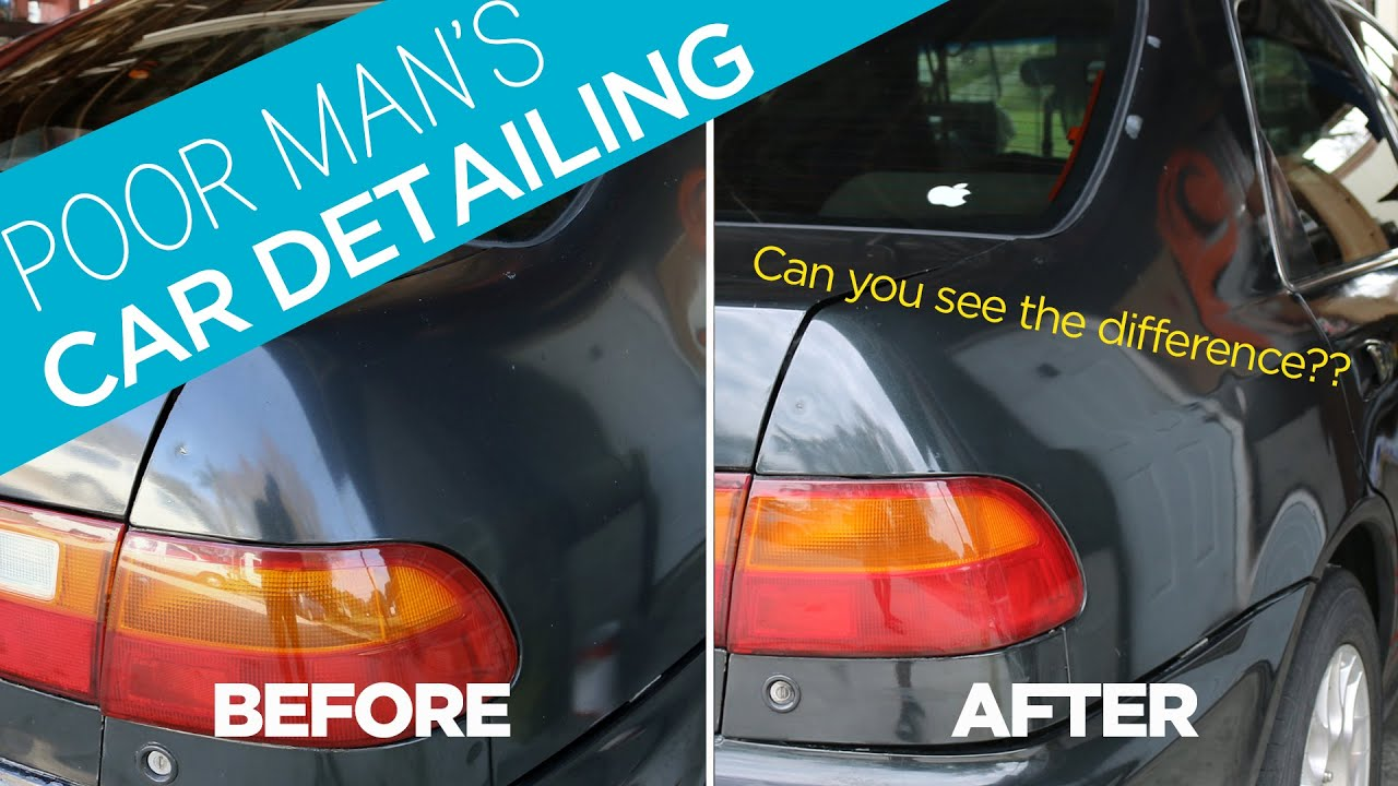 The Worst Car Detailing Tutorial On Youtube Youtube