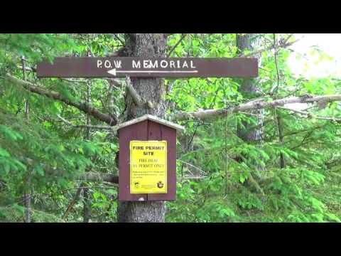 POW Camp, Jackman, Maine