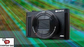 The Sony HX99!  The MOST UNIQUE 4k Pocket Camera?!